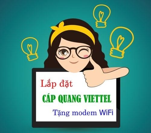 Lắp đặt mạng internet Viettel Tphcm